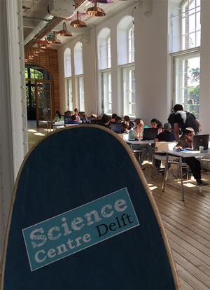 Devoxx4Kids @Science Centre Delft groot succes