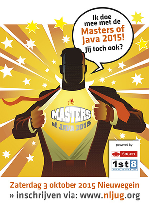Masters of Java 2015 - Programmeren is fun