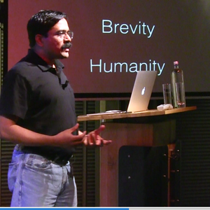 Aftermovie University sessie met Venkat Subramaniam
