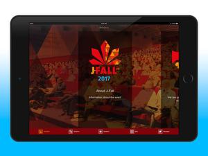 Download de J-Fall event app!