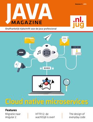 Java Magazine #4 - 2016